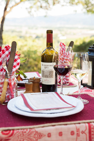 Marketing photos for Napa winery brands. Photo by Jason Tinacci