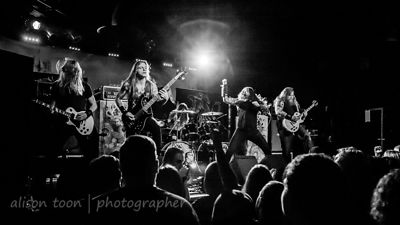 Skeletonwitch, Ace of Spades, Sacramento