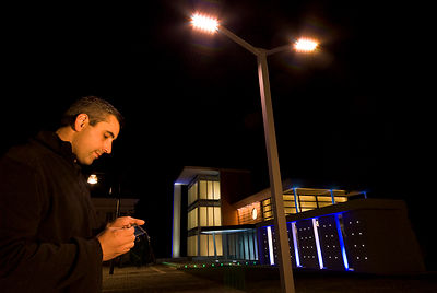 Outdoor Lighting Application Center, OLAC Philips