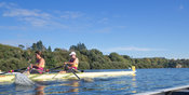 Taken during the World Masters Games - Rowing, Lake Karapiro, Cambridge, New Zealand; ©  Rob Bristow; Frame 1356 - Taken on: ...