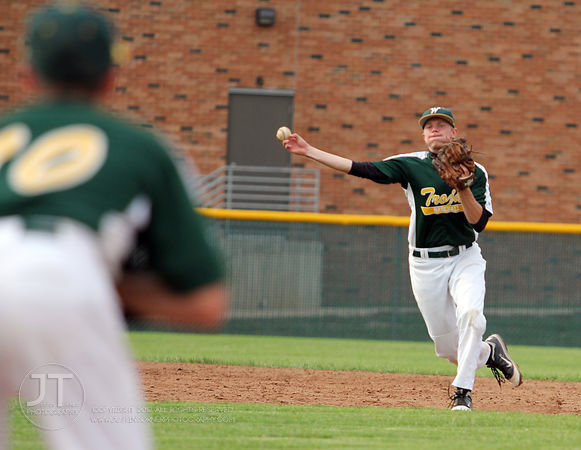 Baseball - Iowa City West Sophomore vs Cedar Rapids Washington 6/13/11