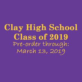 Clay High School Class of 2019