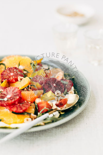 A Healthy Citrus Beet Salad