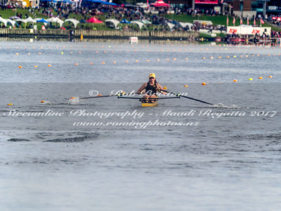 Taken during the NZSSRC - Maadi Cup 2017, Lake Karapiro, Cambridge, New Zealand; ©  Rob Bristow; Frame 2064 - Taken on: Satur...