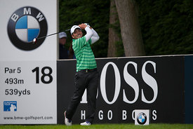 2014 BMW PGA Championship Wentworth Second Round May 23rd