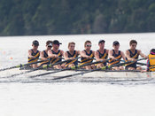 Taken during the NZSSRC - Maadi Cup 2017, Lake Karapiro, Cambridge, New Zealand; ©  Rob Bristow; Frame 3195 - Taken on: Saturday - 01/04/2017-  at 17:49.29