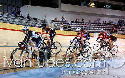 Junior Women Keirin Final, Ontario Track Championships Day 3, April 12, 2015