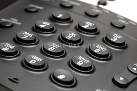 Office Phone Keypad Picture
