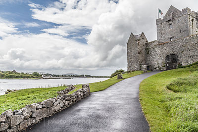Dunguaire Castle, Kinvarra, near Galway, Ireland