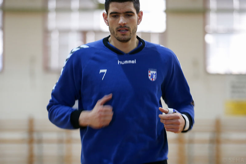 SEHA Final Four - PPD Zagreb practice