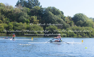 Taken during the World Masters Games - Rowing, Lake Karapiro, Cambridge, New Zealand; ©  Rob Bristow; Frame 397 - Taken on: T...