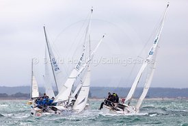 J/24 fleet, Southern Area Championships 2017, 20170527052