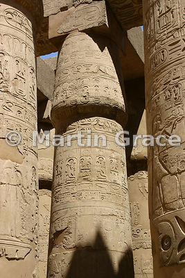Karnak Temple of Amun - Great Hypostyle Hall
