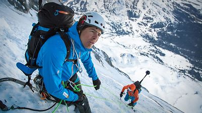 Mammut #project360 / Eiger-Nordwand