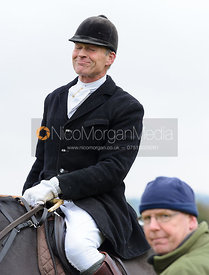 John  Knowles - The Belvoir Hunt at Long Clawson, 2-11-13