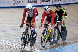 Master B Men Scratch Race. Ontario Track Championships, March 3, 2018