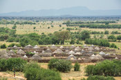 Nakapelimoru village is the largest village in East Africa, Kotido, Uganda