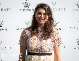 Crown IMG Tennis Party 2018, Melbourne, Australia - 14 Jan