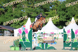 BAJROVIC Hana (SLO) and COSACARA B during LAKE ARENA - The Equestrian Springbreak, CSI1*, Big Tour, 140 cm, 2017 June 11 - Wi...