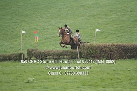 Class 6 - Stone Hall Hunter Trial 2012