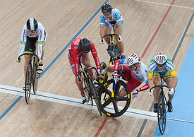 The 2016 UCI World Track Cycling Championships