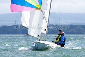 Flying Fifteen GBR 3843, adidas Poole Week 2016, 20160822420