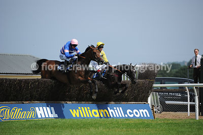 Handicap Steeple Chase with winner Kylenoe Fairy