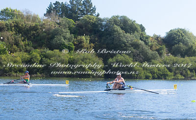 Taken during the World Masters Games - Rowing, Lake Karapiro, Cambridge, New Zealand; ©  Rob Bristow; Frame 396 - Taken on: T...