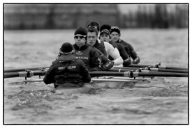 2013 Oxford and Cambridge Universities Boat Race Tideway Week Mar 26th