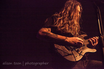 Paul Waggoner, guitar, Between The Buried And Me