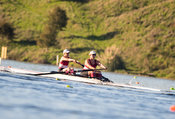 Taken during the World Masters Games - Rowing, Lake Karapiro, Cambridge, New Zealand; Tuesday April 25, 2017:   6410 -- 20170...