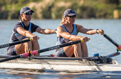 Taken during the World Masters Games - Rowing, Lake Karapiro, Cambridge, New Zealand; Tuesday April 25, 2017:   5961 -- 20170...