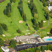 Sand Point Country Club And Golf Course, Seattle
