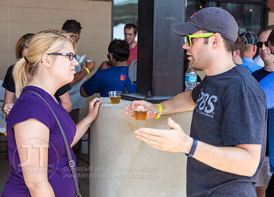 Hoopla - BBQ & Brew, July 19, 2014