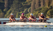 Taken during the World Masters Games - Rowing, Lake Karapiro, Cambridge, New Zealand; Tuesday April 25, 2017:   6330 -- 20170...