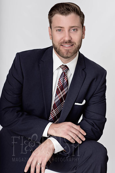 Portraits - Business Head Shot | Zachary Bayne | Allen Dell | St. Pete Photographer