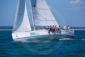 Firestarter, GBR 8560R, Bavaria 35 Match, 20130720042