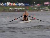 Taken during the NZSSRC - Maadi Cup 2017, Lake Karapiro, Cambridge, New Zealand; ©  Rob Bristow; Frame 529 - Taken on: Friday...
