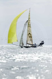 18ft Skiff European Grand Prix, Sandbanks, 20160904265