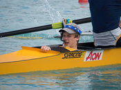 Taken during the Maadi Cup Regatta 2018, Lake Ruataniwha, Twizel, New Zealand; ©  Rob Bristow; Frame 0037 - Taken on: Saturda...