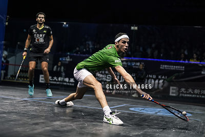 Hong Kong Squash Open 2018
