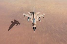 Desert Storm Tornado low level