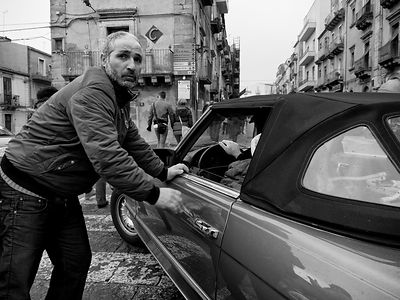 Street Photography in Caltagirone #08