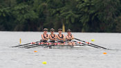 Taken during the NZSSRC - Maadi Cup 2017, Lake Karapiro, Cambridge, New Zealand; ©  Rob Bristow; Frame 937 - Taken on: Friday...