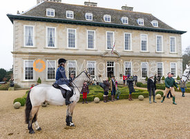 The Cottesmore at Stapleford Park 9/2/13