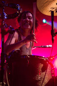 U of Iowa Homecoming Concert 2012 - Matt and Kim