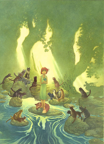 Charles Vess - Fantasy Artist and Illustrator