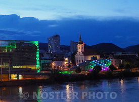 Ars Electronica and Linz Urfahr