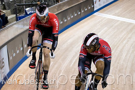 Men Sprint 1-2 Final. Ontario Track Championships, March 3, 2018