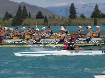 Taken during the Maadi Cup Regatta 2018, Lake Ruataniwha, Twizel, New Zealand; ©  Rob Bristow; Frame 0046 - Taken on: Tuesday...